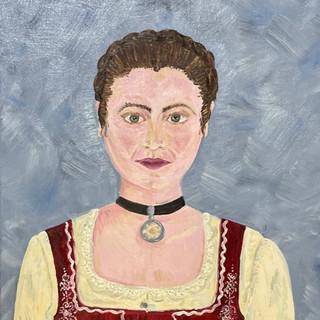 Deutsch Self Portrait