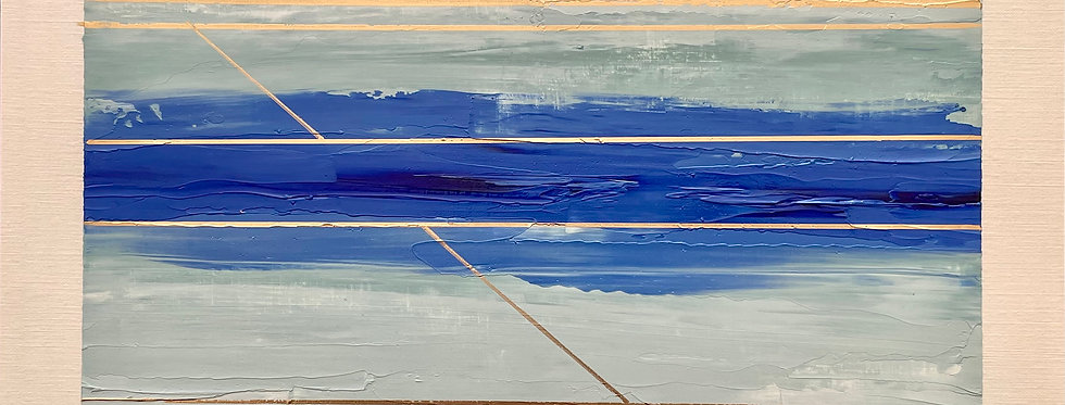 Deposit   12x9in   Unframed Oil Painting