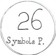 26 Symbols Productions - Logo