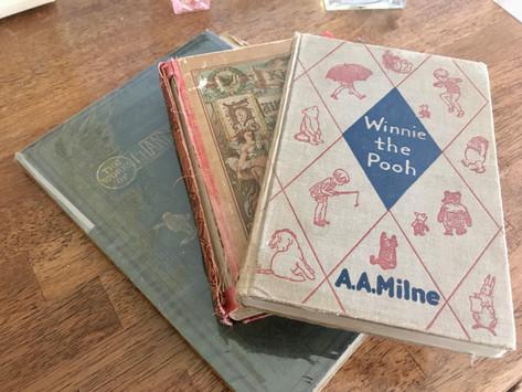 My Sentimental Books