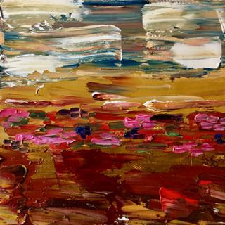"Oil on Canvas 6""x6"""