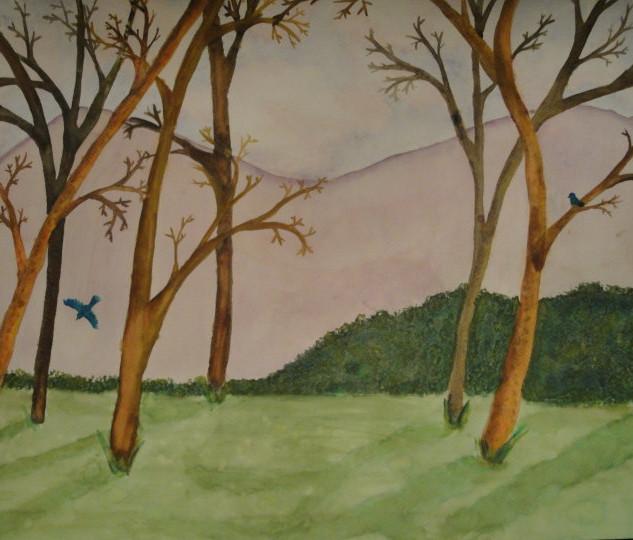 Blue Birds Singing, 2010