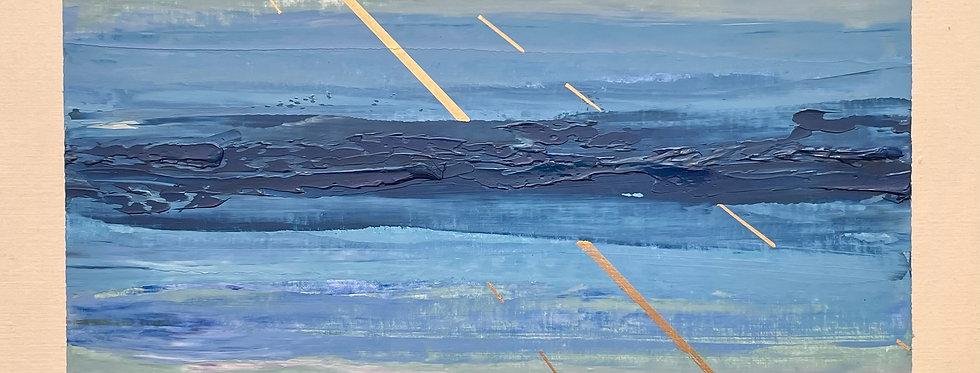 Luster   12x9in   Unframed Oil Painting