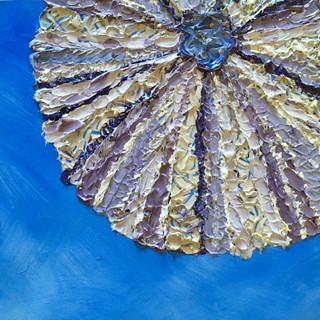 "Sea Urchin, 6""x6"""