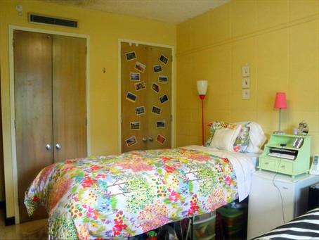 Freshman Dorm Room Reveal