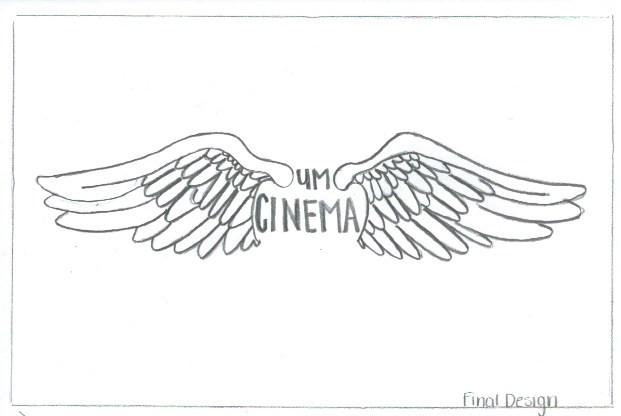 UM Cinema Dept - Shirt Design