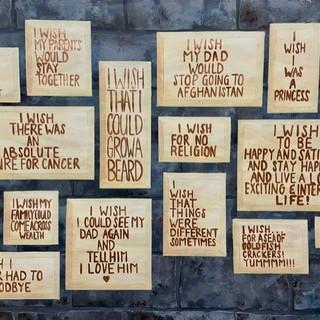 Wishing Wall, 2010