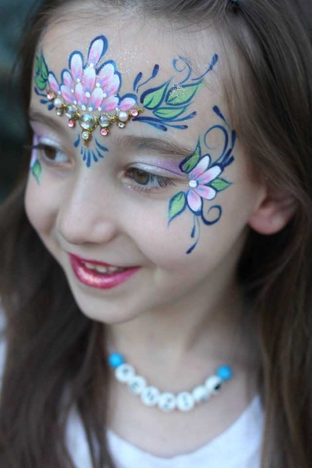 Face Painter Calgary