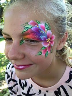 Bright Flower Eye