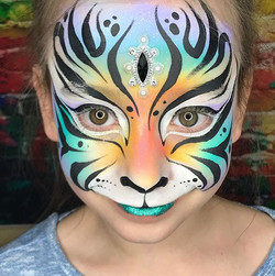 Calgary Face Painter