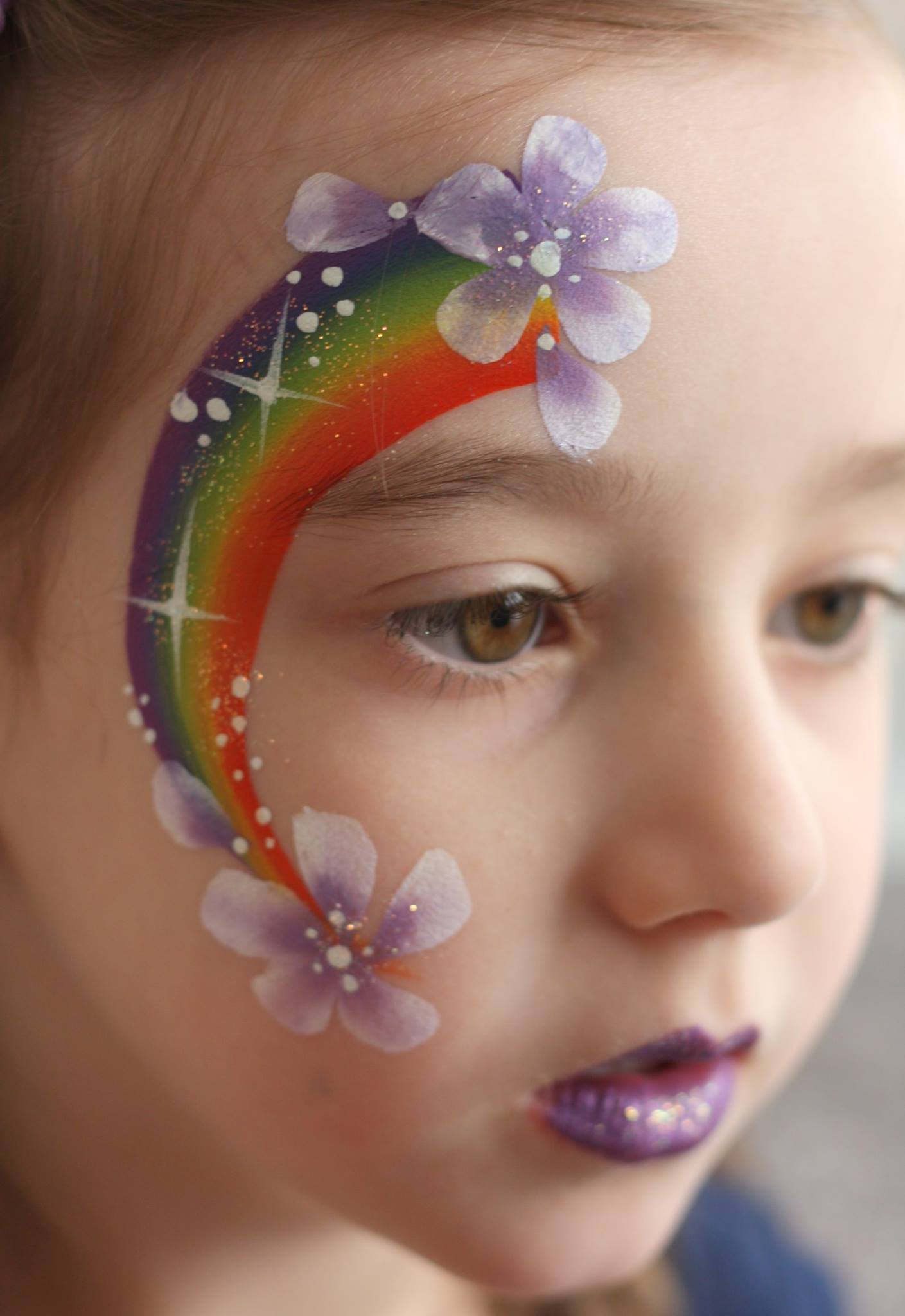 Nadine's Dreams Face Painting - Calgary Face Painter ...