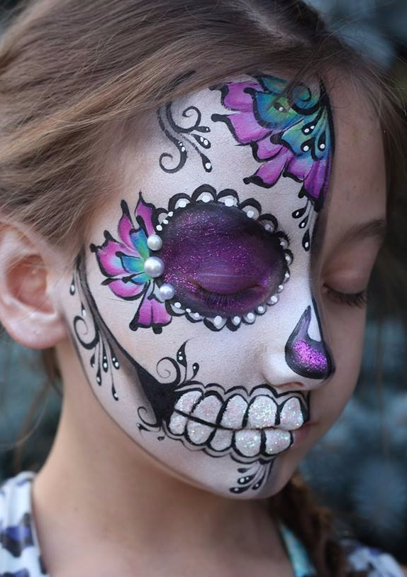 Sugar Skull | Calgary Face Painting