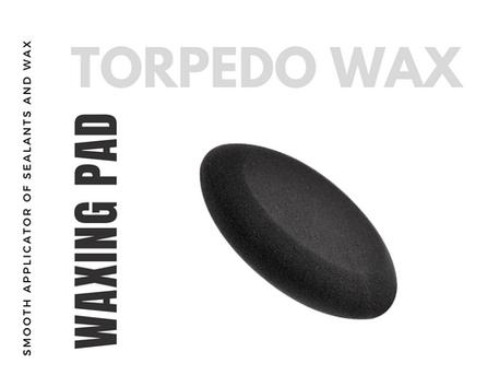 • WAXING PAD