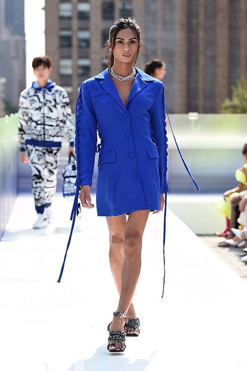Girl Boss Blazer Dress