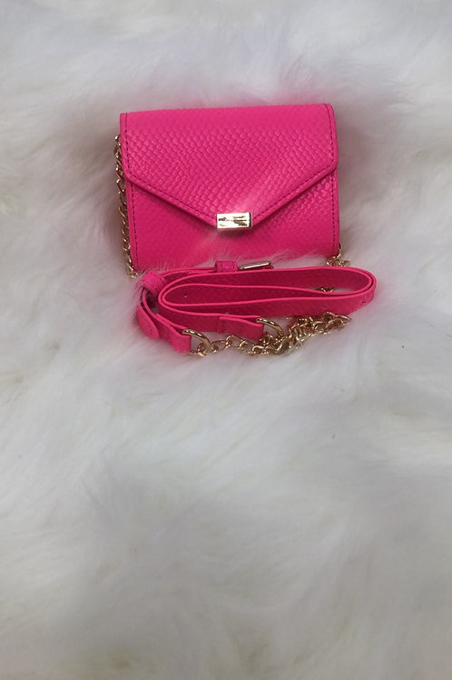 Lizzo Neon Pink Mini Bag