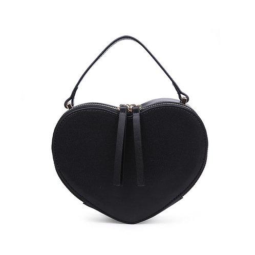 Amor Heart Shaped Handbag