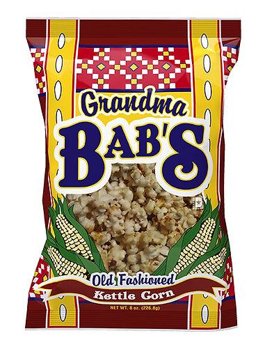 Grandma Babs Kettle Corn