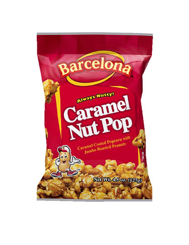 Caramel Nut Pop