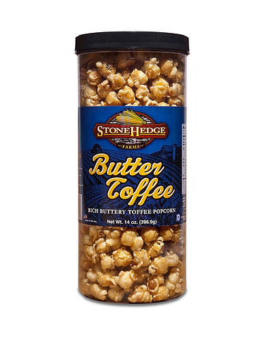 Butter Toffee Cylinder