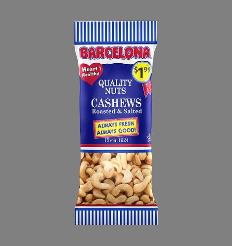 Cashews Roasted & Salted Value Retro