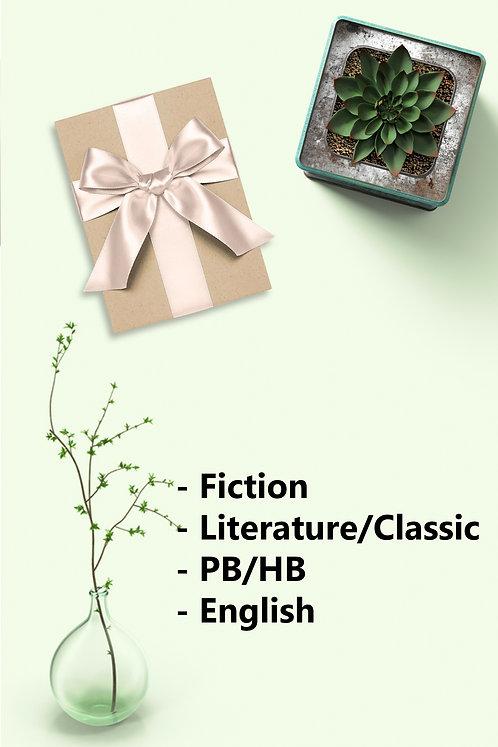 Surprise Book - New PB/HB. Fiction, Literature/Classic