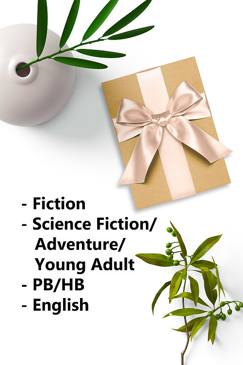 Surprise Book - New PB/HB. Fiction, Sci-Fi / Adventure / Young Adult