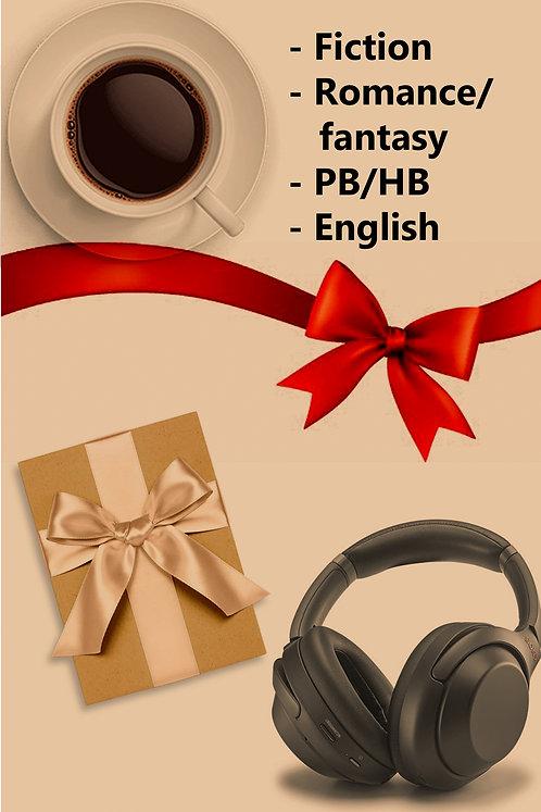 Surprise Book - New PB/HB. Fiction, Romance / Fantasy
