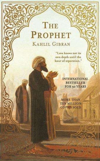 The Prophet - Hardbound - Kahlil Gibran