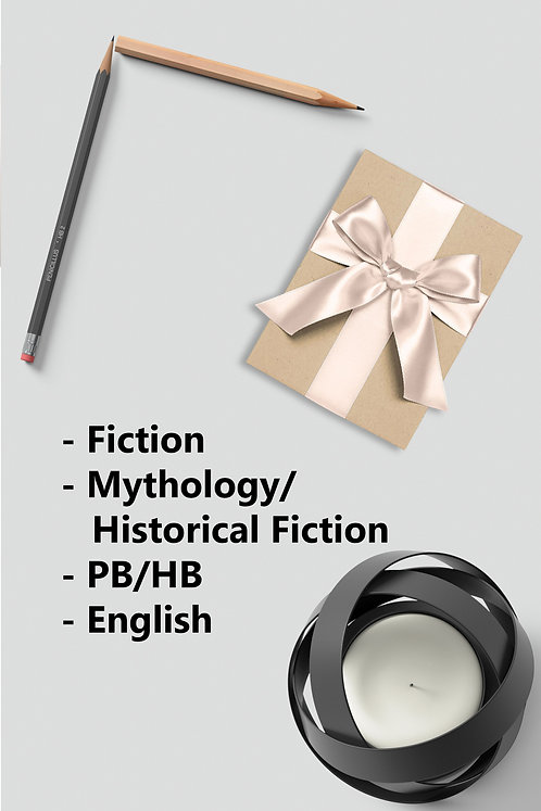 Surprise Book - New PB/HB. Fiction, Mythology / Historical Fiction