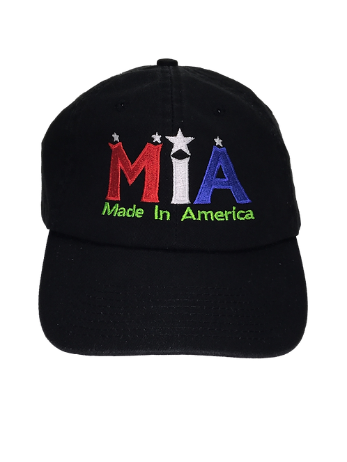 MIA Unstructured Cap
