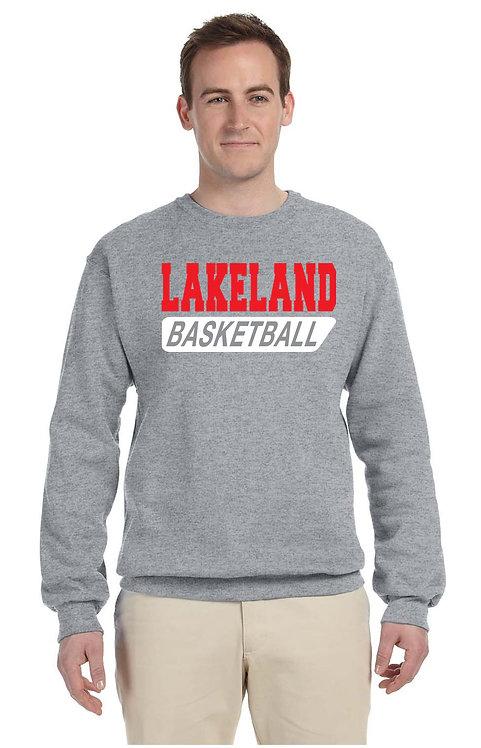 Gray Crewneck Sweatshirt