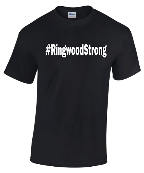 #RingwoodStrong Crew... T-Shirt
