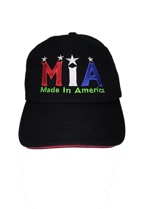 MIA Unstructured Sandwich Cap
