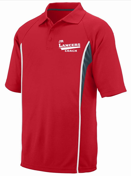 Embroidered Dri-fit Coaches Polo