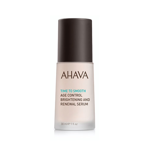 Time To Smooth: Age Controle Brightening & Renewal Serum