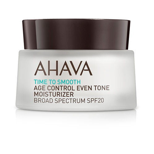 Time To Smooth: Age Controle Even Tone Moisturizer SPF 20