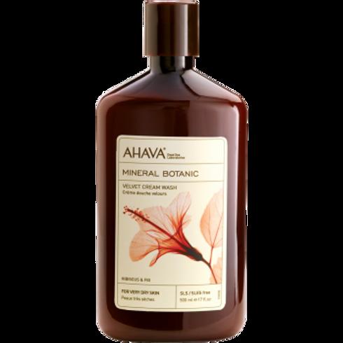 Mineral Botanic Cream Wash: Hibiscus & Fig
