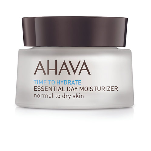 Time To Hydrate: Essential Day Moisturizer, Normal To Dry