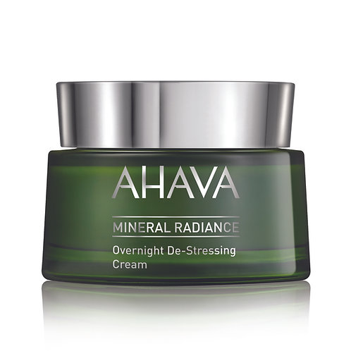 Mineral Radiance: Overnight De-Stressing Cream