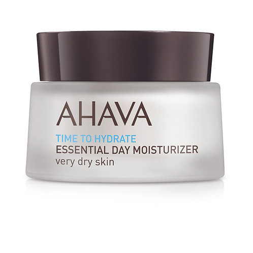 Time To Hydrate: Essential Day Moisturizer, Very Dry Skin