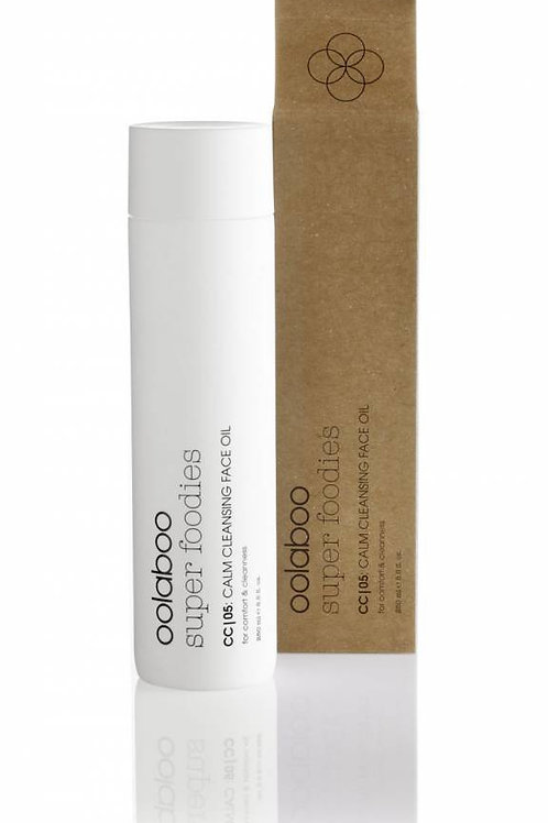 Superfoodies Calm Cleansing Face Oil