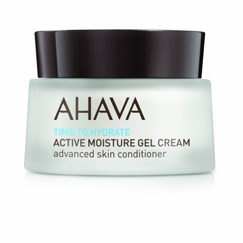 Time To Hydrate: Active Moisture Gel Cream