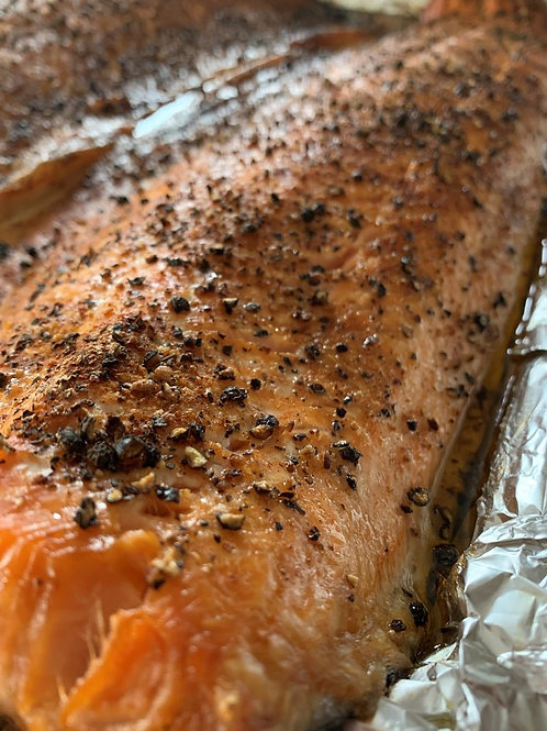 Blackened Salmon Per Pound