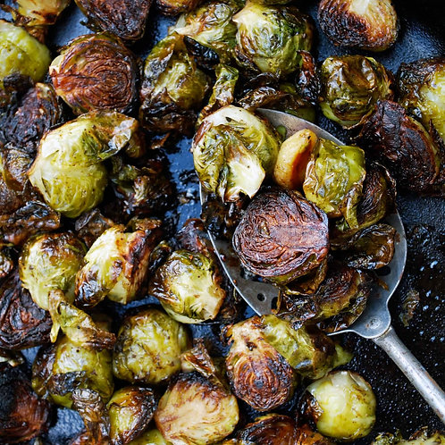 Roasted Brussels Sprouts By The Pound