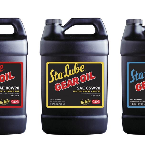 StaLube Gear Oils Set