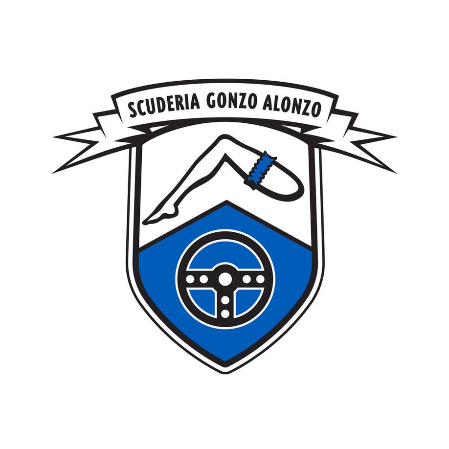 Scuderia Gonzo Alonzo Logo