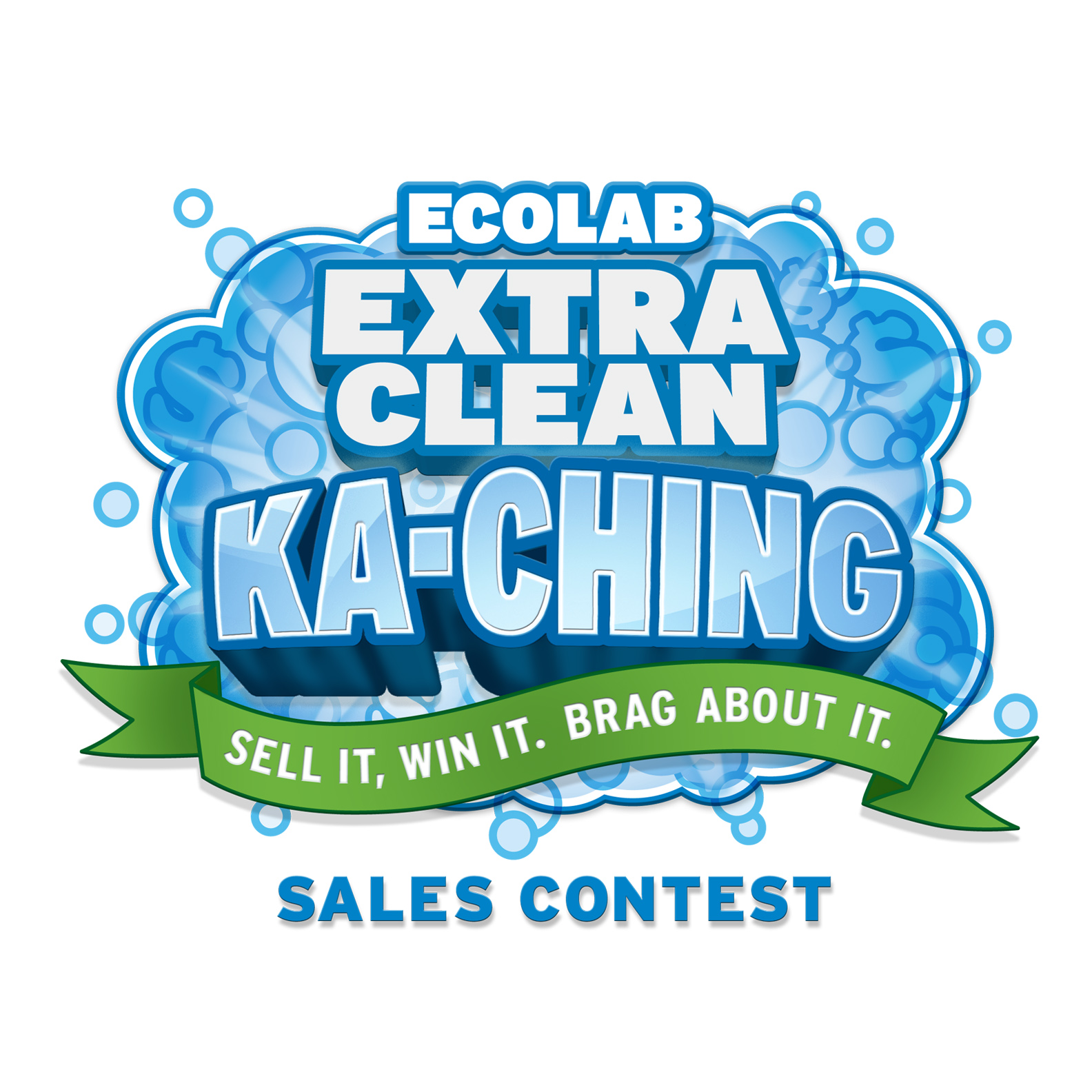 Ecolab Sales Contest Graphic