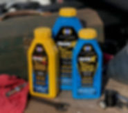 TransX 3 Hero Bottles