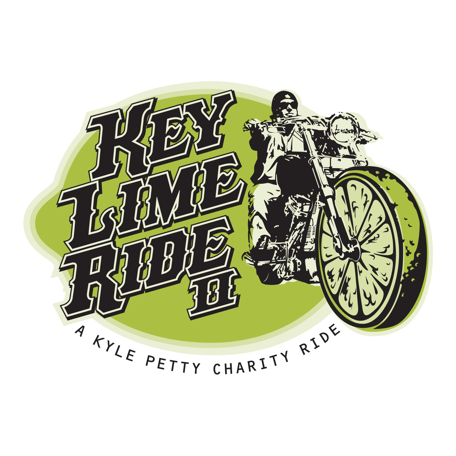 Kyle Petty Key Lime Ride Logo