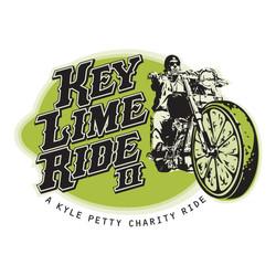 Kyle Petty Key Lime Ride Logo